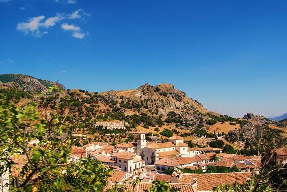 Wandern in Andalusien