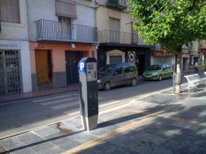 Parkbestimmungen in Spanien