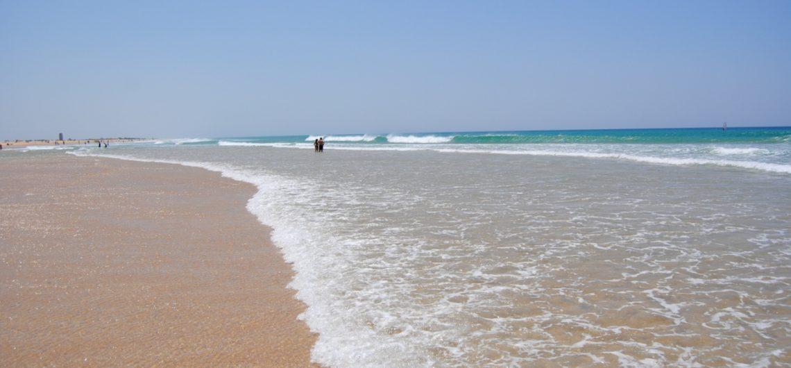 Strand an der Costa de la Luz