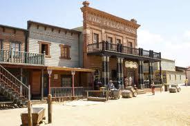 Schauplatz von Dreharbeiten für berühmte Western
