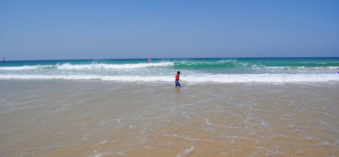 Strand in Conil, Cadiz