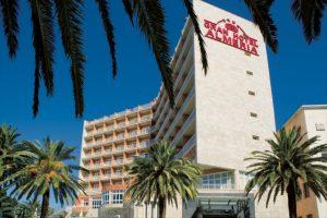 Gran hotel almeria, andalusien rundreisen