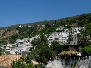 Weisses Dorf in der Alpujarra