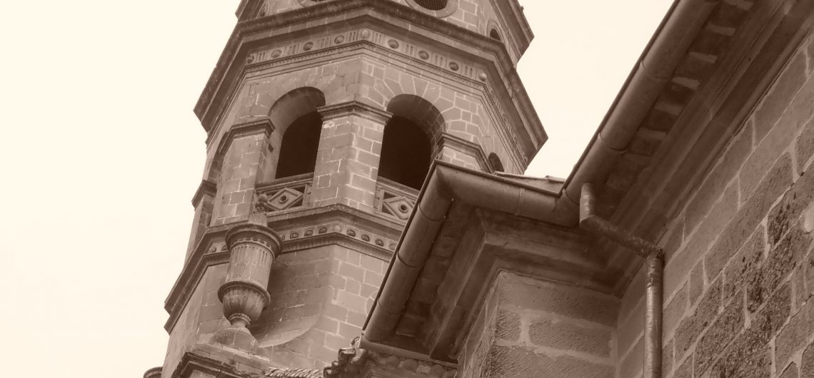 Kirche in der Altstadt von Baeza
