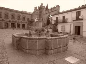 Historische Altastadt in Baeza