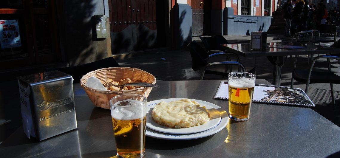 Tapas essen gehen - der Kult in Sevilla