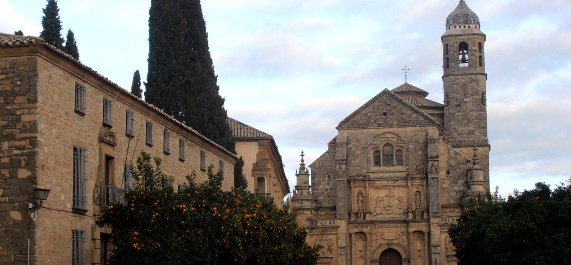 Kirche in Ubeda