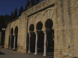 Maurische Ruinen in der Medina Azahara