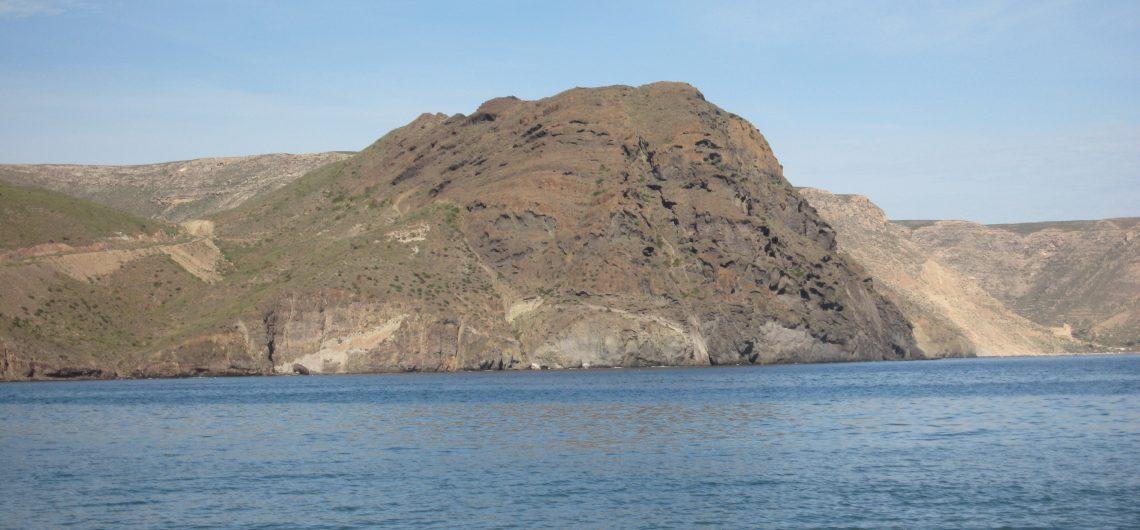 Einsamer Strand von Cabo de Gata
