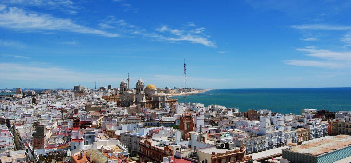 Altstadt in Cádiz