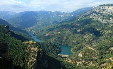 Nationalpark von Cazorla, Las Villas und Segura