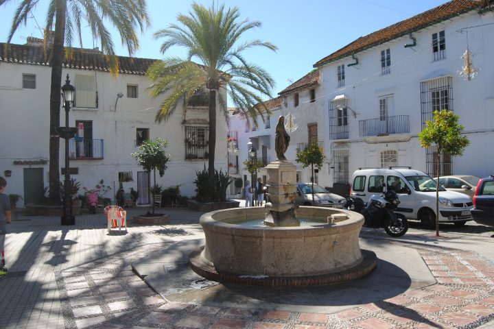 Altstadt in Marbella