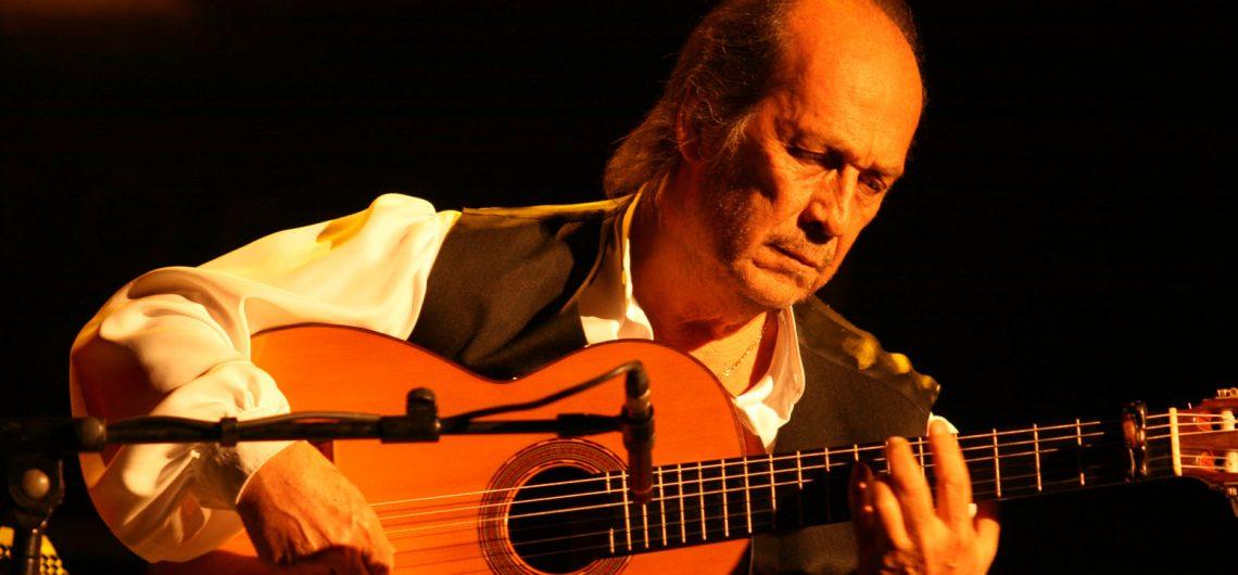 Paco de Lucia, ein Meister der Gitarre