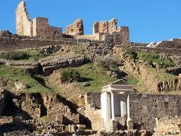Die Römische Tempelanlage von Munigua