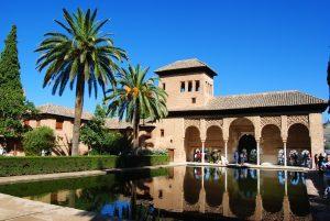 Alhambra in Granada