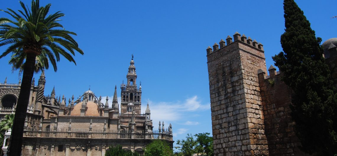 Der Glockenturm Giralda