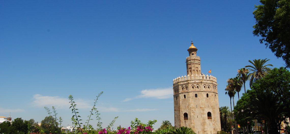 Goldturm in Sevilla