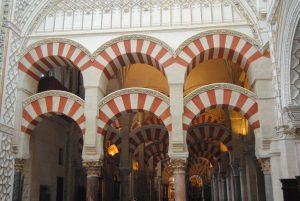 Die Moschee von Cordoba