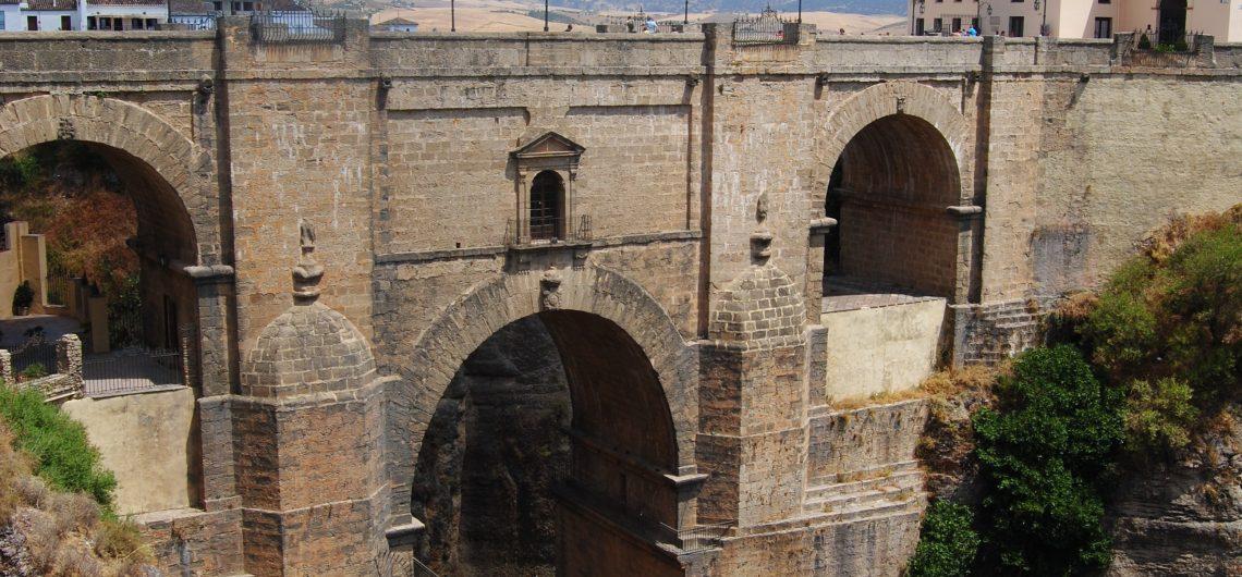 Der Puente Nuevo in Ronda