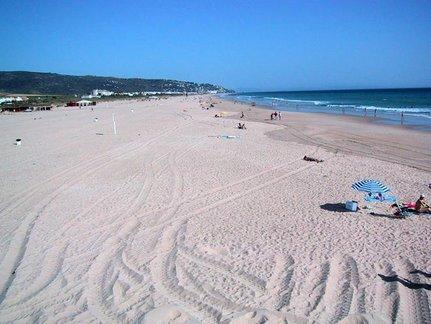 Strand von Zahara de los Atunes