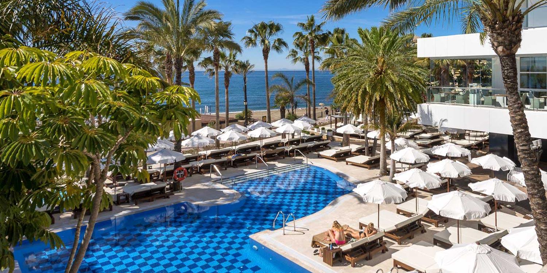 Costa Del Sol Marbella Amare Marbella Beach Hotel