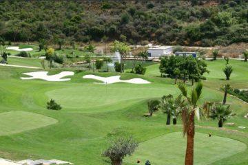 Golf Urlaub - Estepona