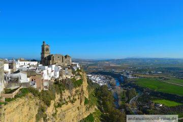 Westliche Andalusien - Arcos de la Frontera