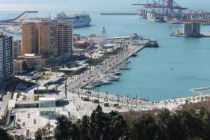 Malaga, Muelle Uno