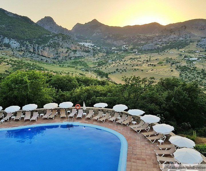Andalusien Urlaub: Natürschutzgebiet Grazalema
