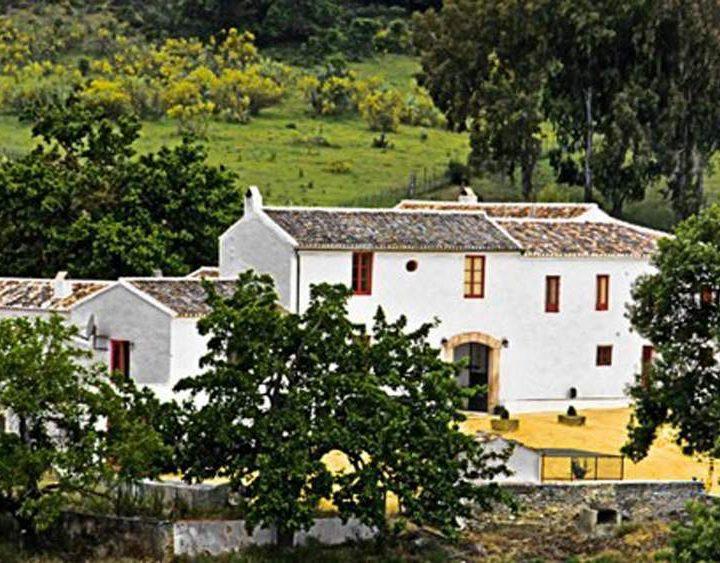 Cortijo Las Piletas - Relax Urlaub - Andalusien