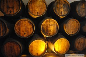 Wein Interpretationszentrum in Ronda, Malaga