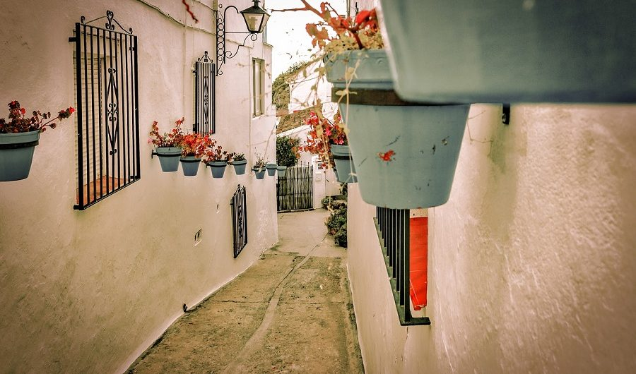 Dörfer in Andalusien