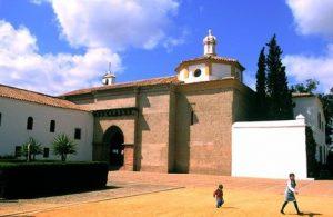 Monasterio de la Rabida, Huelva