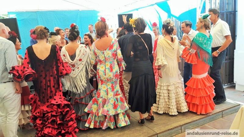 Die populärsten Feste von Andalusien