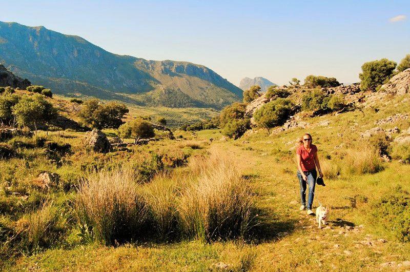 Andalusien Wanderurlaub: Sierra de Grazalema