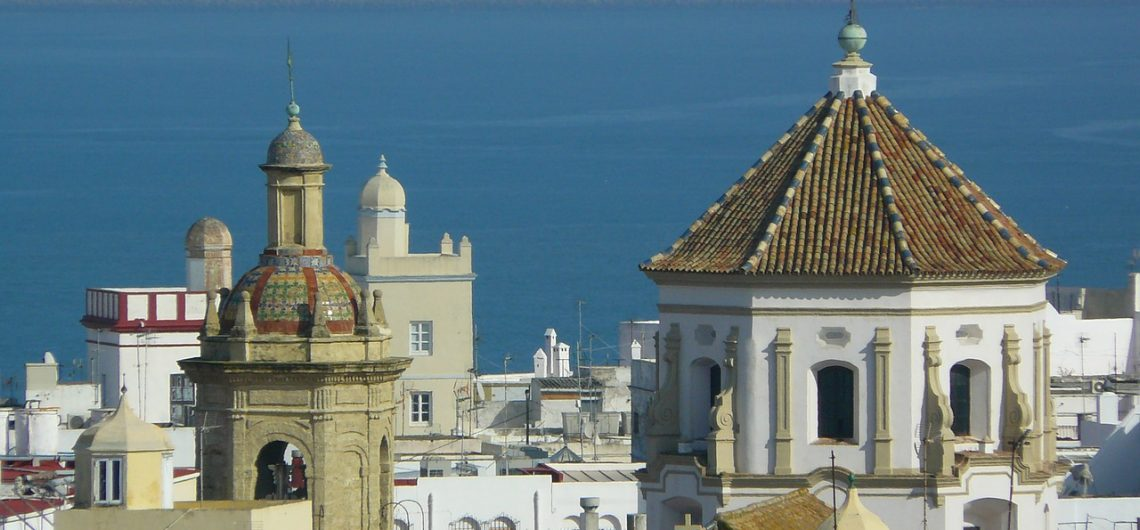 Das Wetter in Cadiz, Andalusien