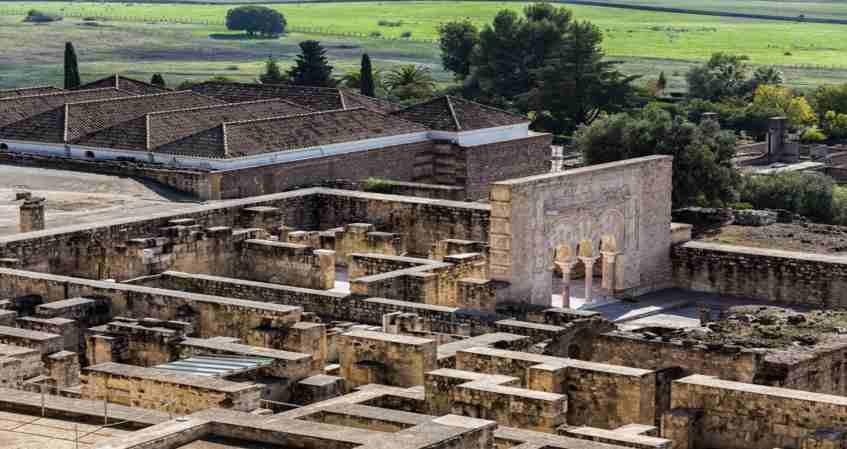 Medina Azahara Cordoba Andalusien Rundreise