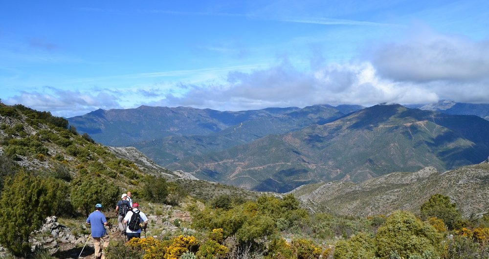 Cazalla de la Sierra - Wanderurlaub im Naturpark