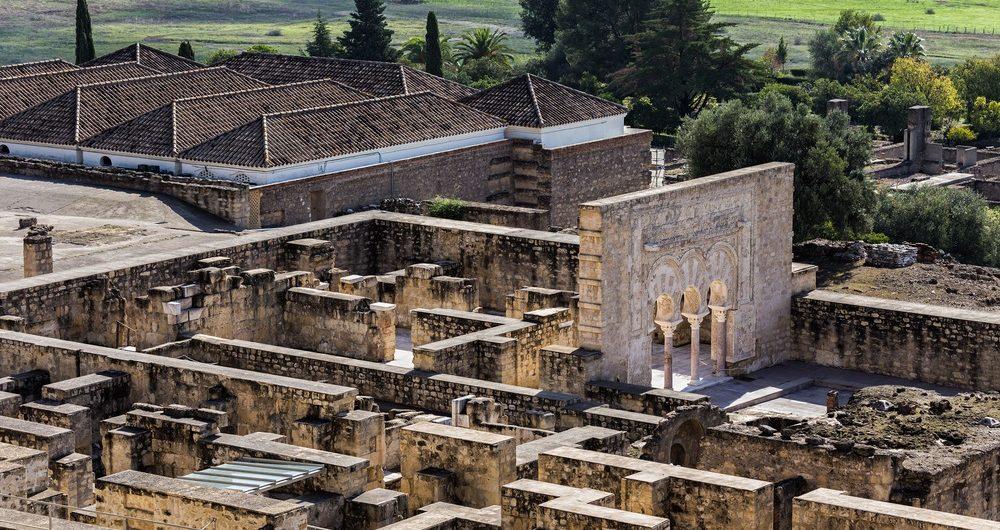 Medina Azahara wurde zum Weltkulturerbe erklärt