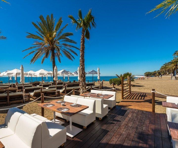 Beach Hotel Amare Marbella