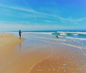 Strand in Conil Andalusien Rundreise