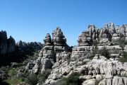 Torcal Antequera, Andalusien Rundreise
