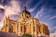 Katedrale La Almudena, Madrid
