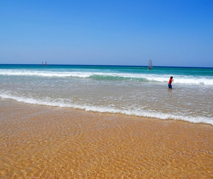 Kinderurlaub in Conil