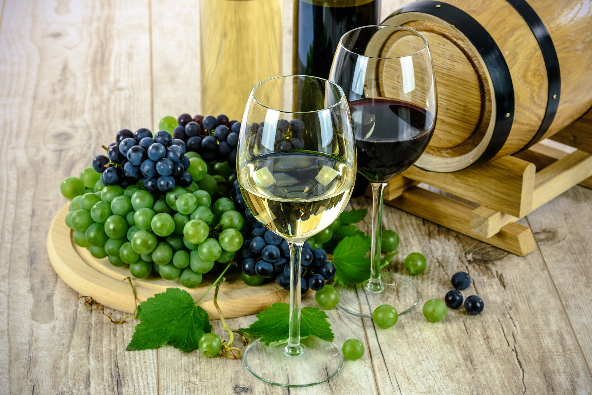 Wineroute Andalusien