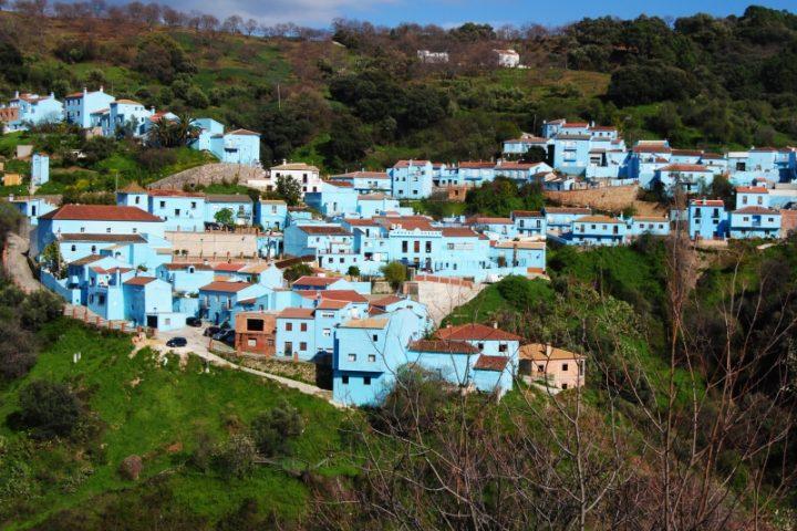 Dorf der Schlümpfe, Andalusien Rundreise