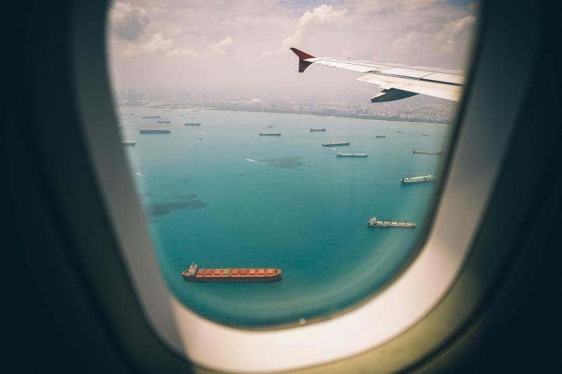 mit dem Flugzeug nach Andalusien