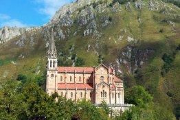 Covadonga Asturien Anda Reisen