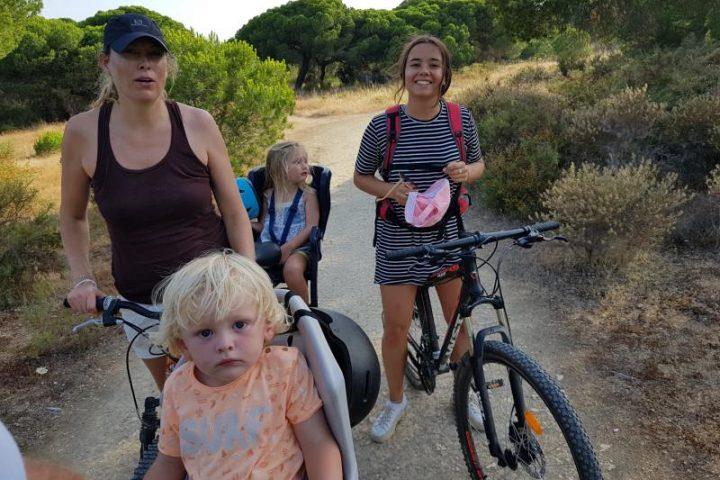 Radtour im El Rompido, Andalusien Rundreise