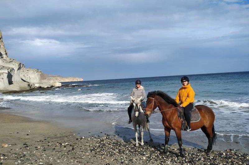 Reiten in Cabo de Gata, Andalusien Rundreise